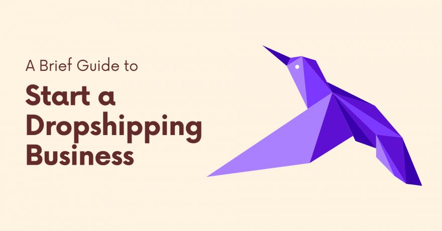 Start a dropshipping business